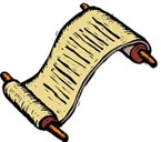 pergamentrulle