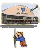 arenapalning