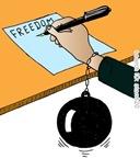 tryckfrihet