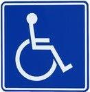 handikappskylt