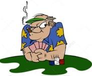 pokerspelare